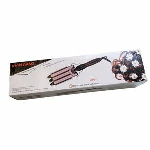 3 Barrel Hair Waver Curling Iron Styling Tool